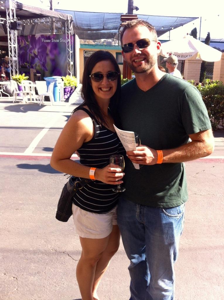 Winefest fun