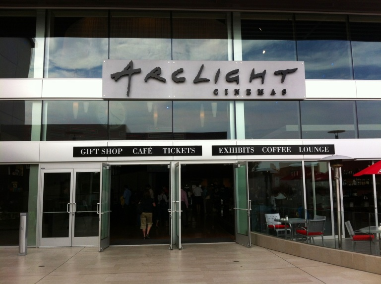 Arclight is an anchor at Westfield UTC mall.