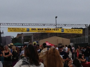 brewfest sign