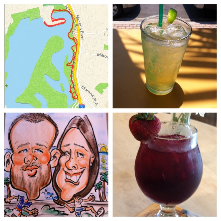 From a 9-mile run to sangria at Whole Foods, it was such a fun birthday!