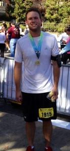IMT DSM Marathon – 4:17 solo