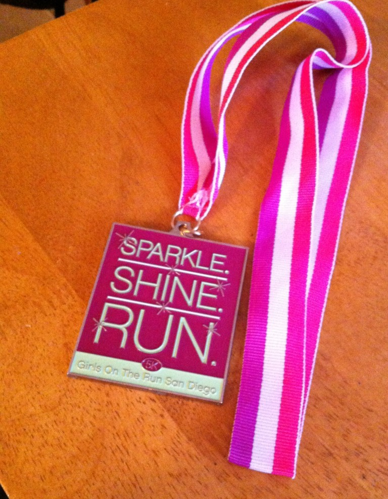GOTR does a great job on their medals!