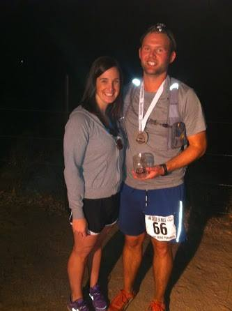 50-mile ultramarathon finisher