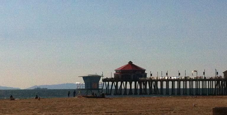 Welcome to Huntington Beach!
