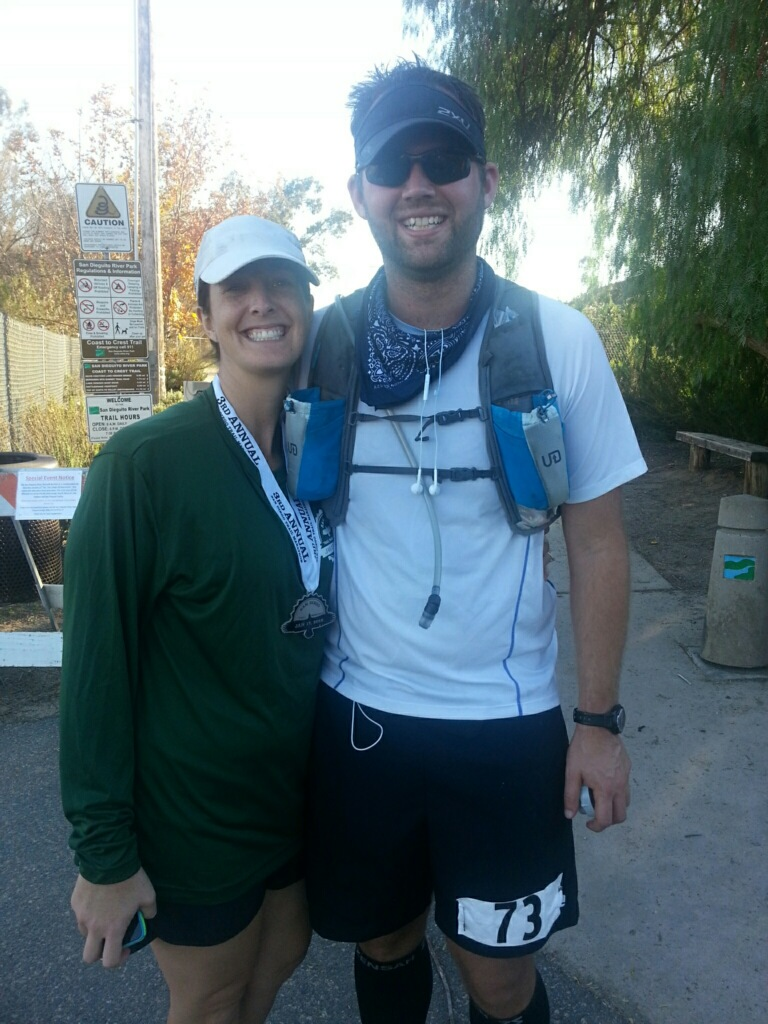 San Diego 50 and Trail Marathon