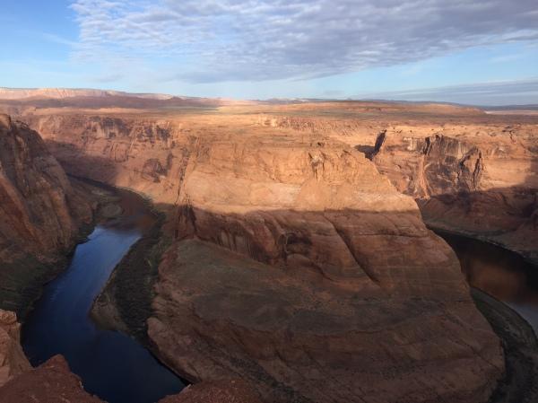 Antelope Canyon 55K, Horseshoe Bend