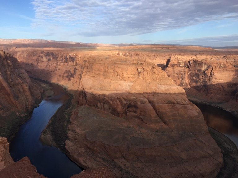 Antelope Canyon 55K, Horseshoe Bend