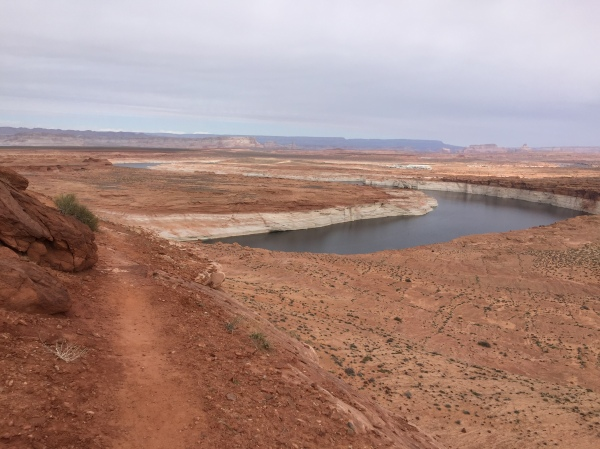 Antelope Canyon 55K, Page Rim Trail