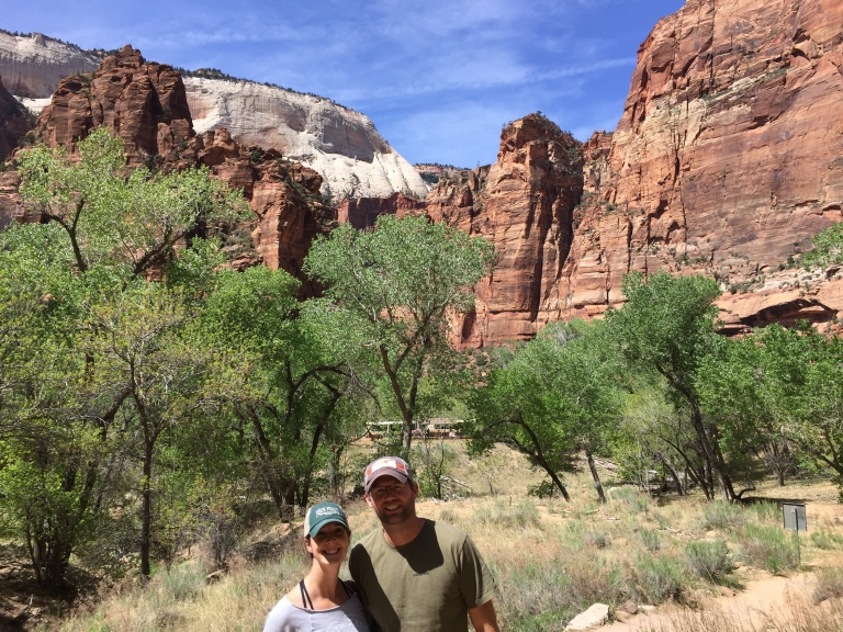 Zion National Parl